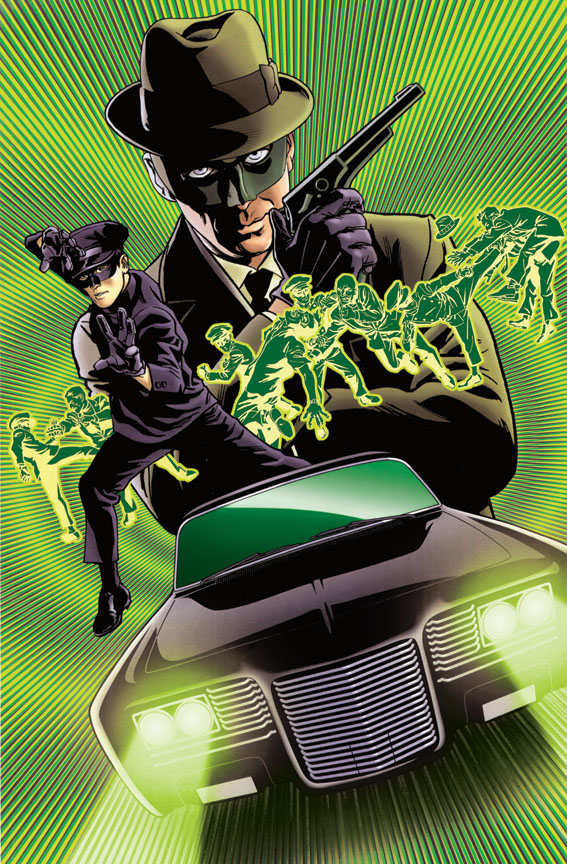 Green Hornet Kinox.To