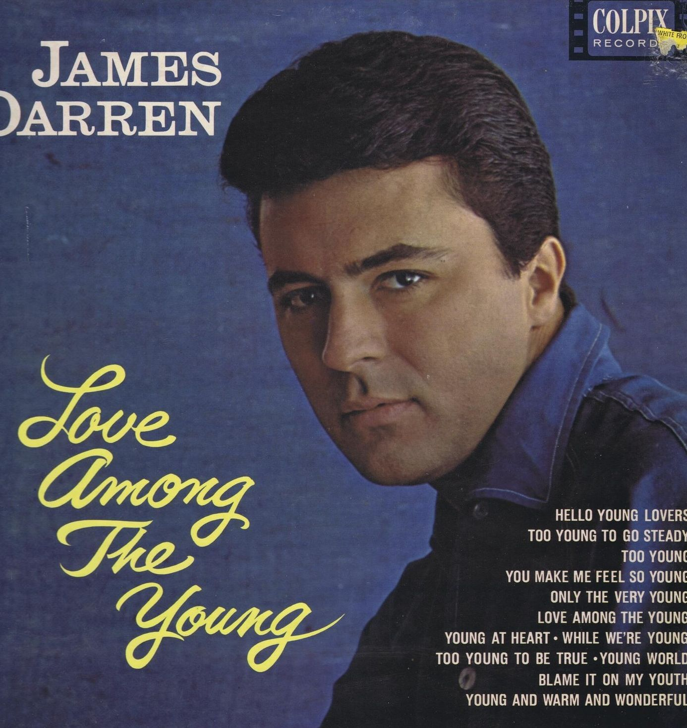James Darren Music